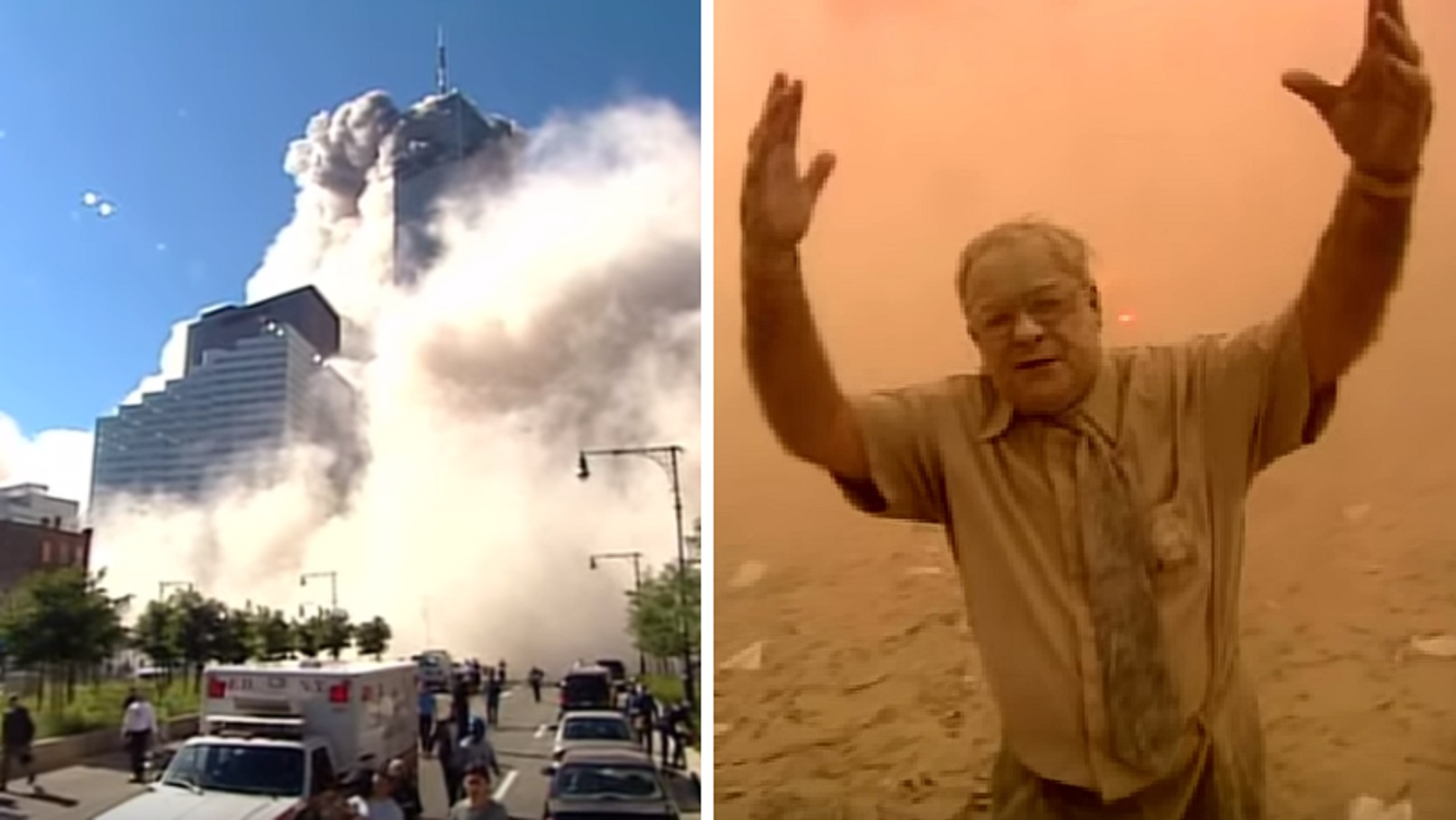 Watch: Rare Footage Shows the Horrifying Aftermath of 9/11 Attack – Soundpasta