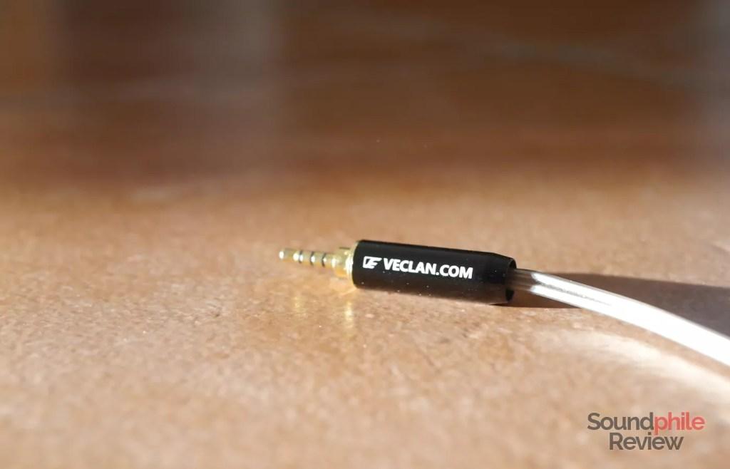 Venture Electronics Asura 2.0s 2.5 mm balanced jack