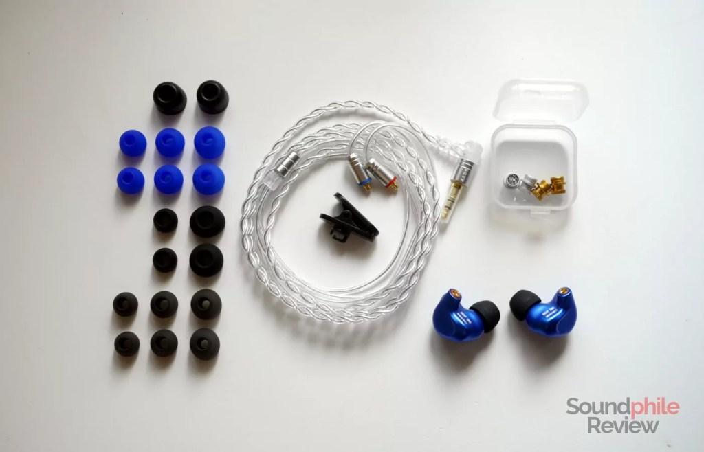 BGVP DMG accessories