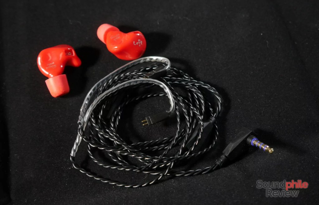 KZ ZS4 cable
