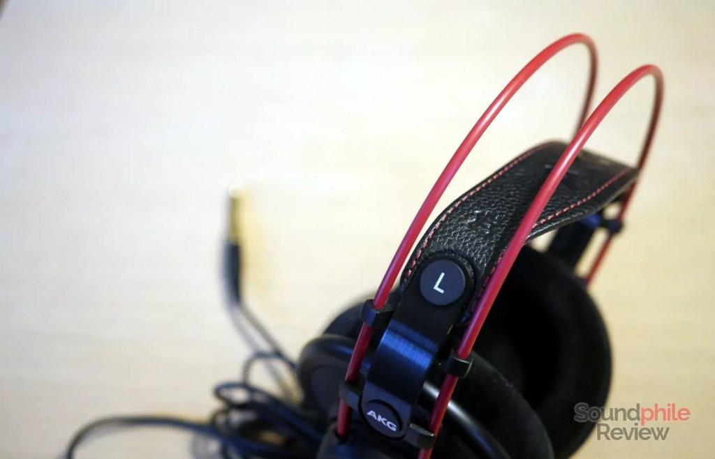 Massdrop x AKG K7XX headband