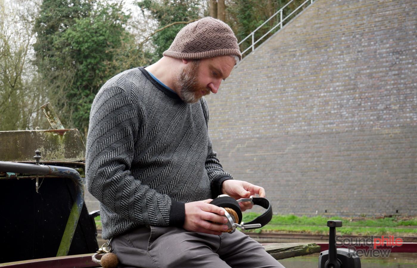 Interview with Alex Hyland of Hyland Headphones