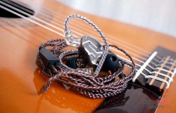 KZ ZS10 Pro Headphones in Pictures