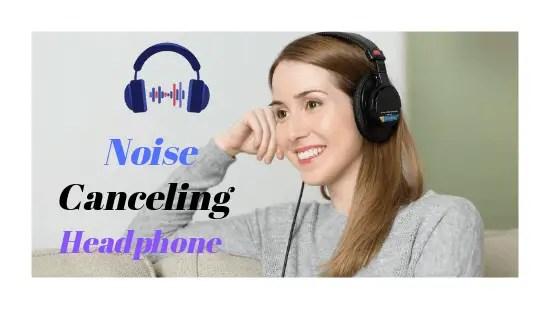 How do Noise Canceling headphones works?
