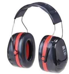 3M Optime 105 earmuffs