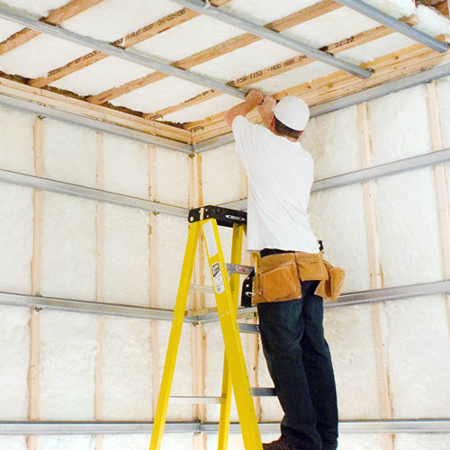 Building A Room Within A Room The Soundproofing Company