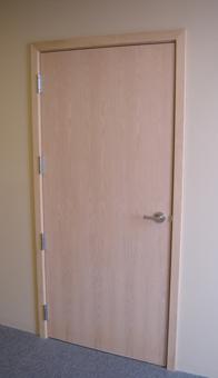 Soundproof Door For School Applications