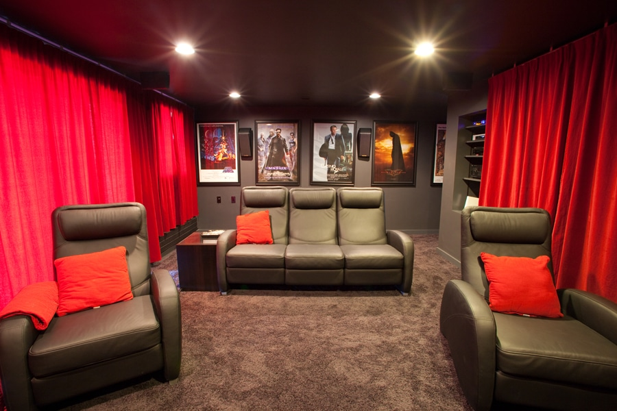Best Blackout Curtains for Home Theaters  Soundproofing Tips