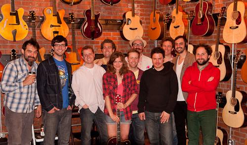 Josh Ritter and Band Visit Sound Pure