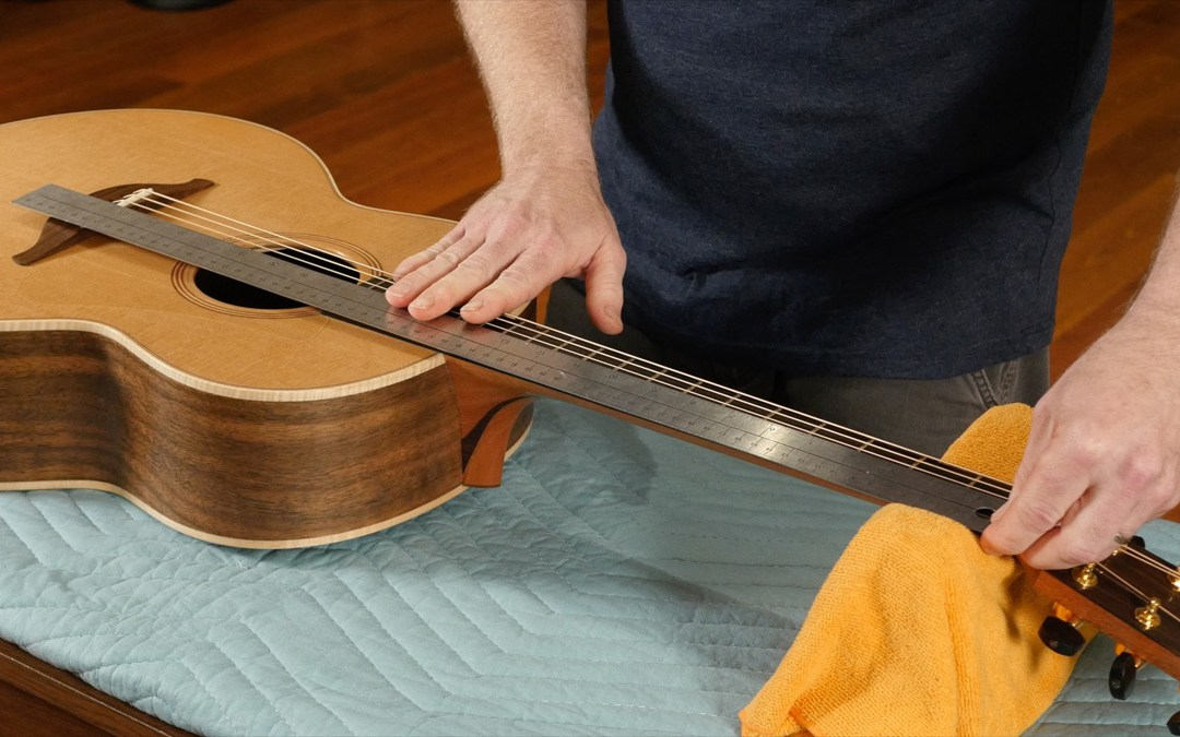 How to Measure Scale Length on a Guitar