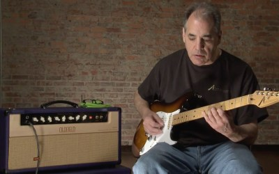 Eddie's Corner: How to Play over Dominant Chords in the Keys of A Minor and C Major