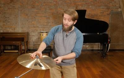 Cymbal Anatomy 101