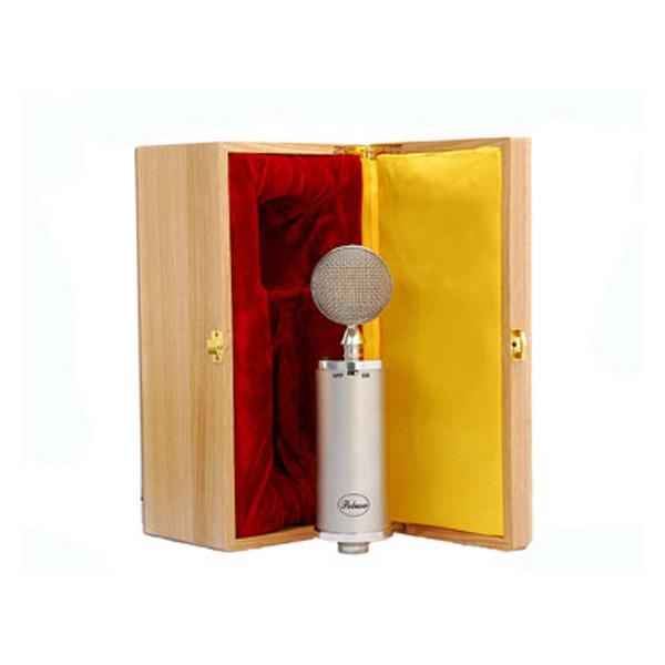 Peluso VTB Vacuum Tube Bottle Microphone
