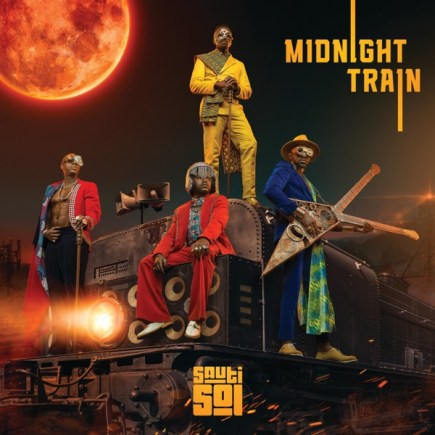 Sauti Sol - Midnight Train Cover