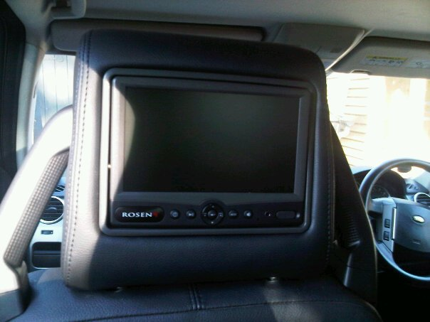 Land rover discovery upgrades  SoundSecurecouk Mobile car audio and Security bluetooth