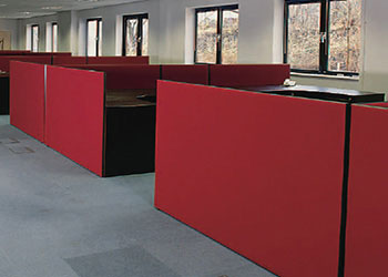 acoustic office screens Screensorption