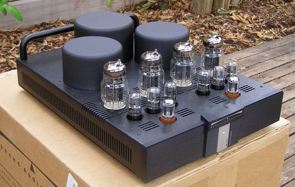 Balanced Audio Technology VK75 Stereo TubeAmplifier