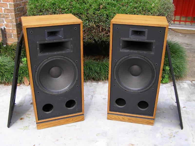 Klipsch Chorus Speakers