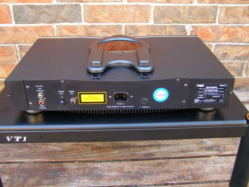 Rega Saturn Cd Player