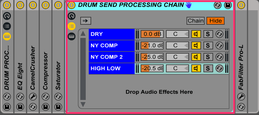 How To Process EDM Drums - SoundShock