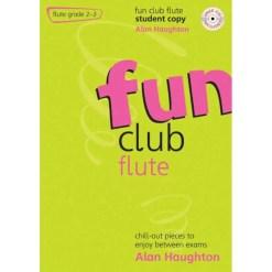Fun Club Flute Grades 2-3 Student Book