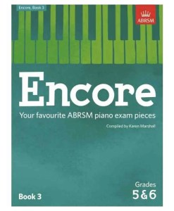 Encore Book 3
