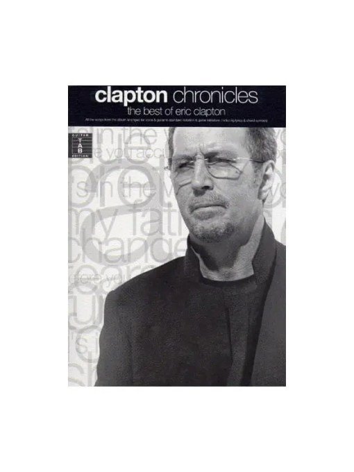 Eric Clapton Chronicles Best Of Gtr