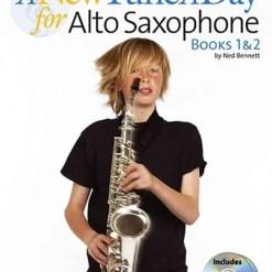 A New Tune A Day Alto Sax Books 1&2 + 2 Cd's