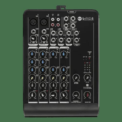 RCF L-PAD 6 Mixer