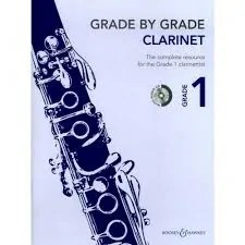 Grade By Grade Clarinet Grade 1 & Cd