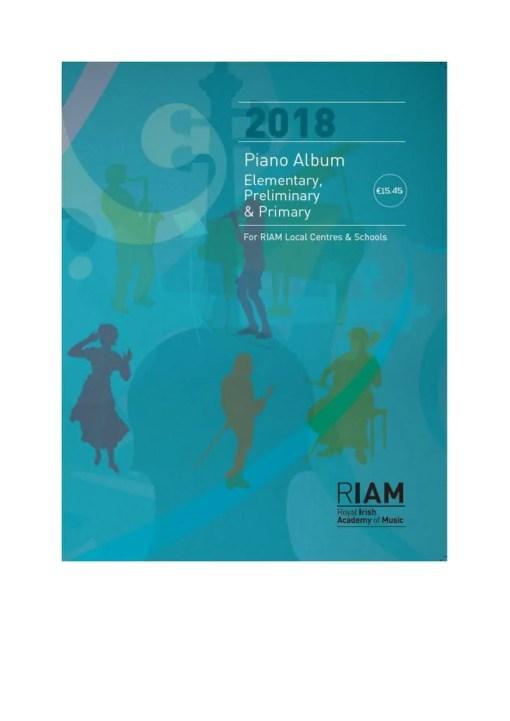 Riam Piano Album EPP 2018