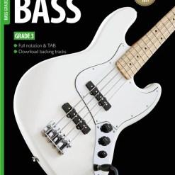 Rockschool Bass Guitar Grade 3 2012 - 2018