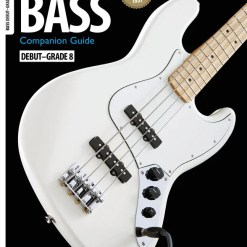 Rockschool Bass Companion Guide Debut - Grade