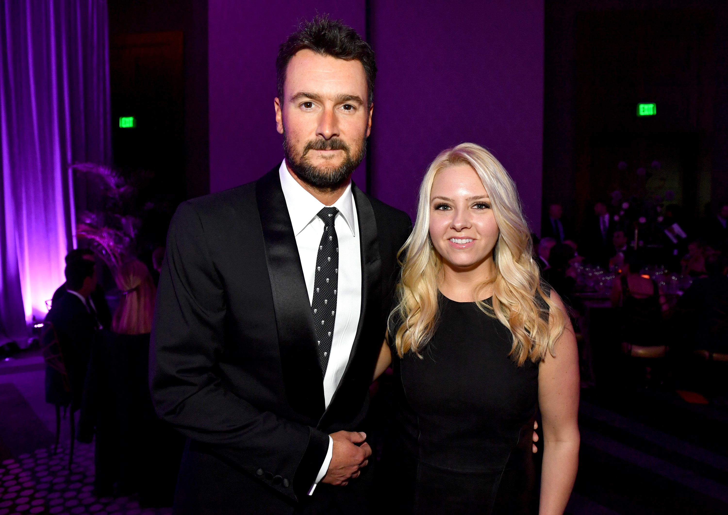 Eric Church Admires His Wife For Her Understanding Of His
