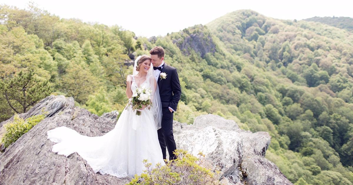 7 romantic country wedding