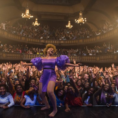 Yemi Alade performs at iconic Le Trianon