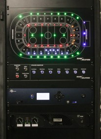 Sound-Solutions-Prospera-Centre-panel-close-up