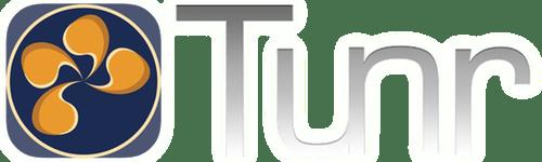 tunr logo splat
