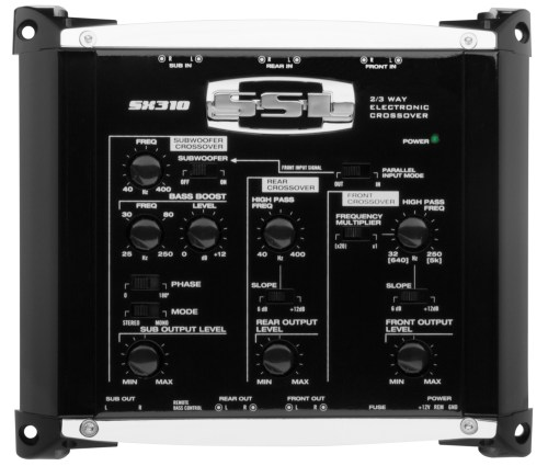 small resolution of car audio wiring sub amp speaker crossover