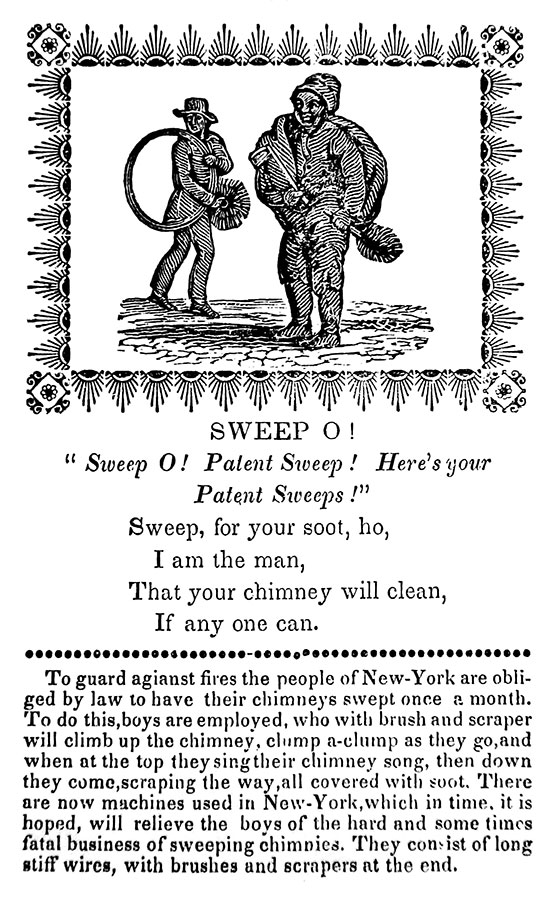 The New-York Cries, in Rhyme (c. 1825): Part 2
