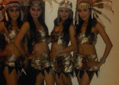 Jungle Dancer Bali 2015