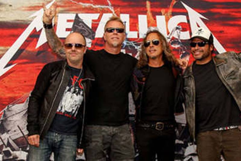 Konser Metalica di Jakarta Akan Lebih Dasyat