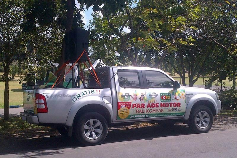 Sewa Sound System dan Genset di Bali