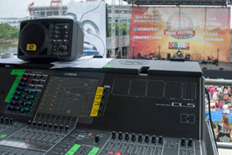 Sound System Bali – CMA Music Festival