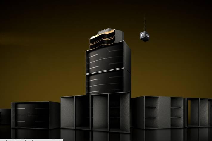 Sound System Bali - Pioneer GS-WAVE dan XY