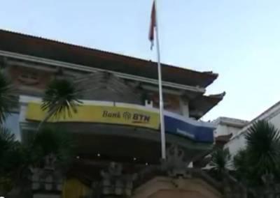 Sewa Sound System di Bali - Kantor BTN