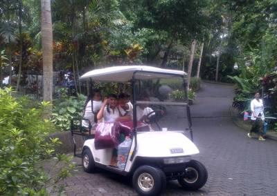 Ayung Resort Saff Preparing BII Outing