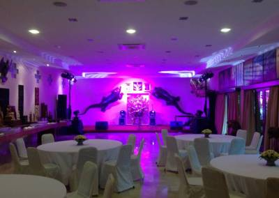 Sound System & Venue Ready For BII Outing