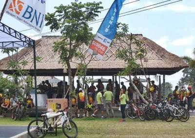 Sound System Di Bali Single Electone BNI Gowes 2014 P1