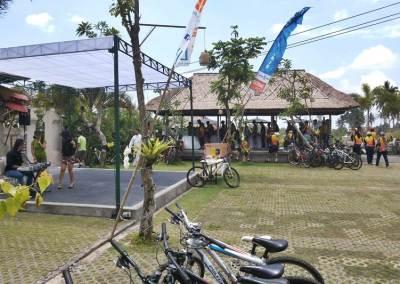 Sound System Di Bali Single Electone BNI Gowes 2014 P2